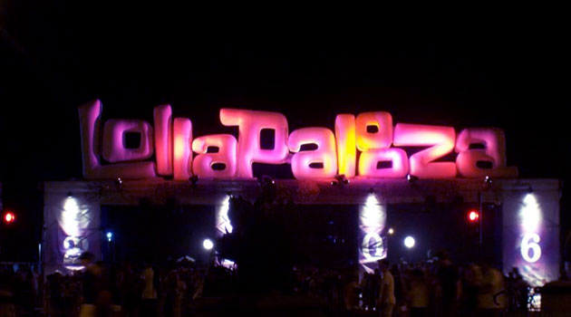 Confirmados de Lollapalooza Chile: Kanye West, The Killers, Jane's Addiction, The Flaming Lips, Yeah Yeah Yeahs, The National y Fatboy Slim