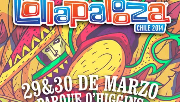 Lollapalooza Chile 2014 anuncia Line Up por día
