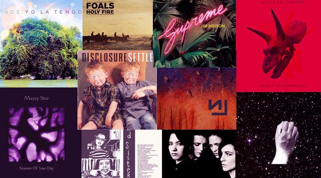 Los mejores discos del 2013 – Parte II y final