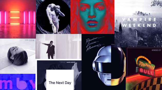 Los mejores discos del 2013 – Parte I