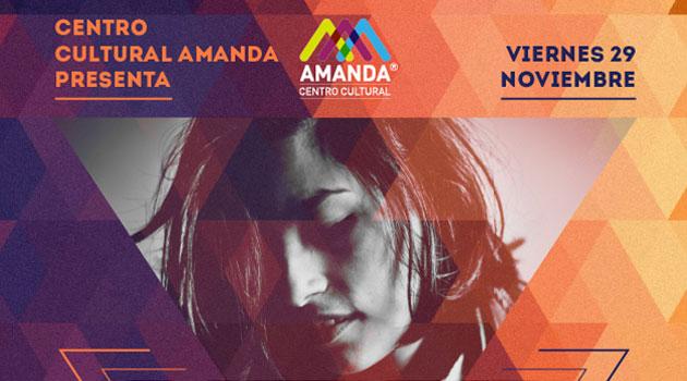 Ana Tijoux este viernes 29 de noviembre en Centro Cultural Amanda