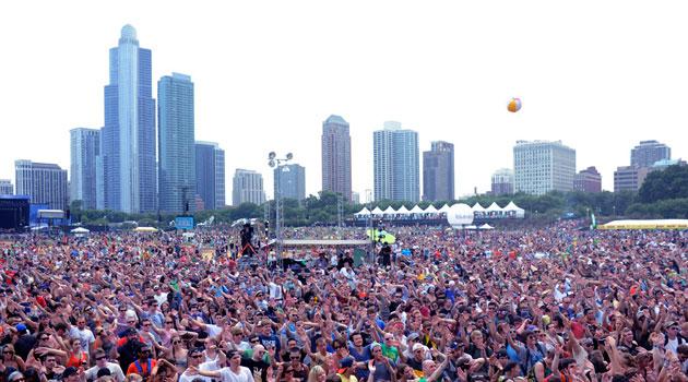 Lollapalooza transmitirá más de 150 actuaciones en vivo durante 4 días