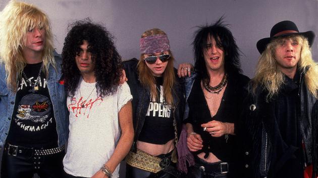 Se hará película de la historia de Guns N' Roses