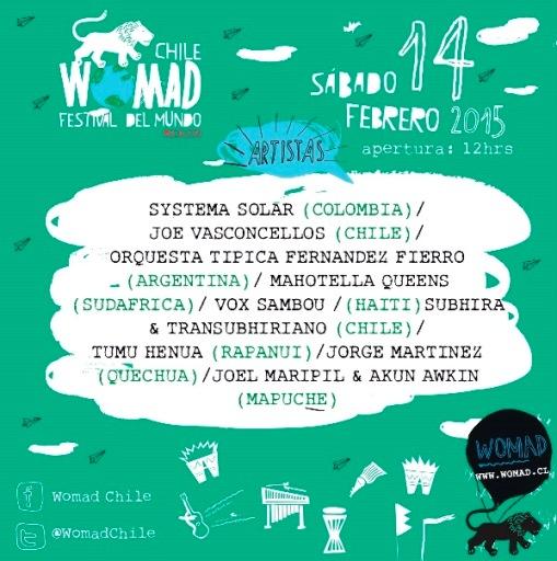 womad 14