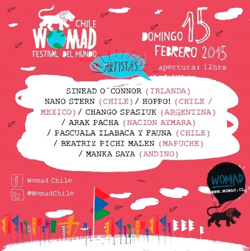 womad 15