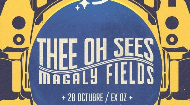 Fiesta de lanzamiento de En Órbita Festival trae a Thee Oh Sees
