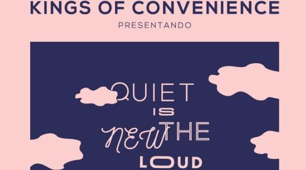 Kings of Convenience agenda show para enero