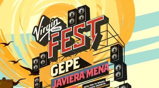 Gepe, Javiera Mena y más en Virgin Fest