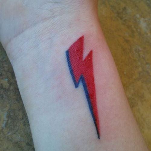 Bowie tatto 4