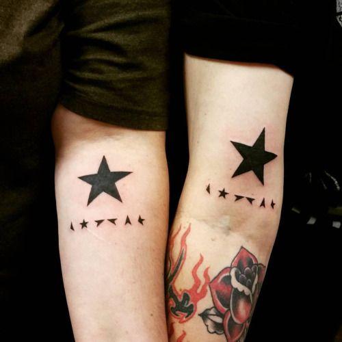 Bowie tatto 8