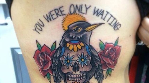 blackbird tatuaje