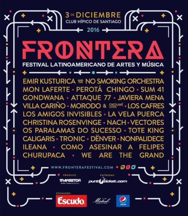 Frontera 2016