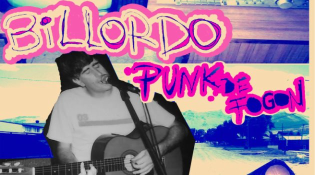 Billordo vuelve a Chile con su Punk de Fogón Tour