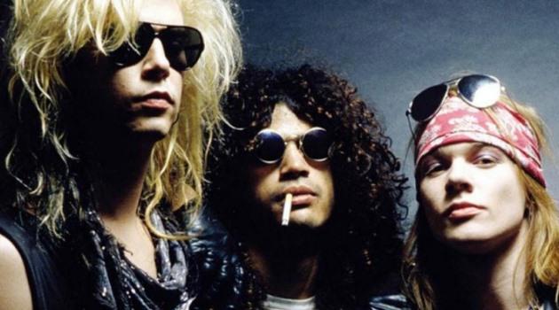 Guns N' Roses volverá a Chile y agenda show para Octubre
