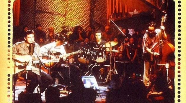 los tres unplugged