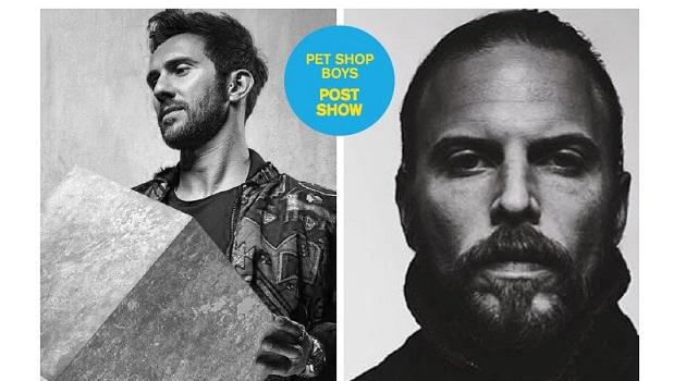 Hot Since 82 y Art Department en fiesta post show de Pet Shop Boys