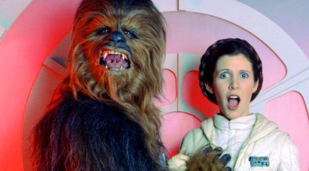 Otra más… Muere Carrie Fisher, princesa Leia en 'Star Wars'