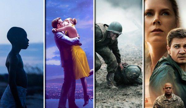 Nominadas Oscar 2017
