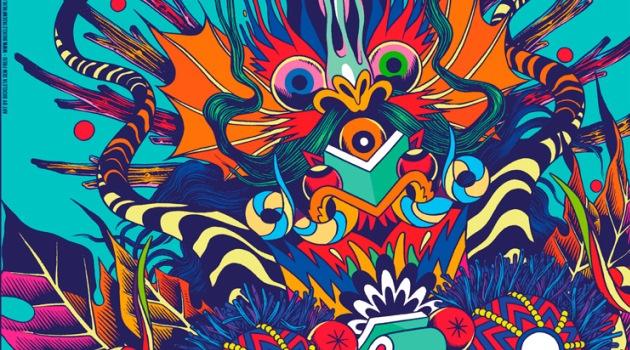 Mira los posters cool que nos ha dejado Lollapalooza Chile