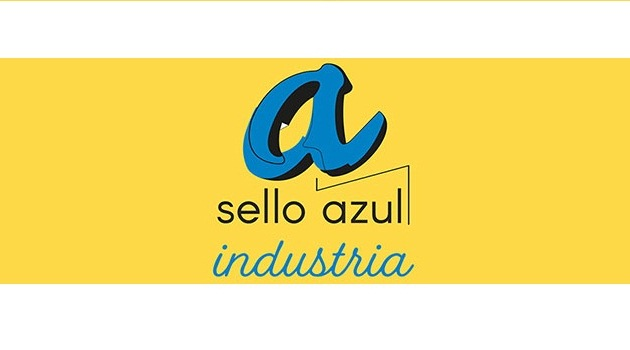 sello azul industria