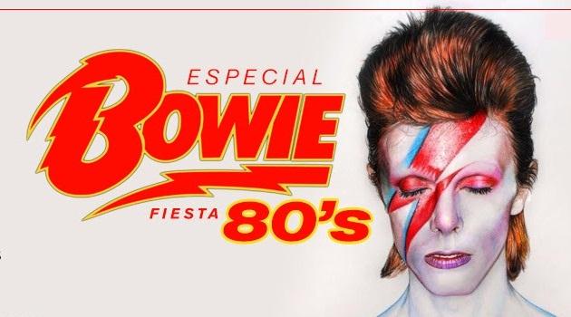 Especial de David Bowie en Amanda