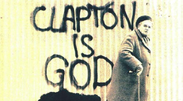 La noche que Dios murió. Hendrix/Clapton
