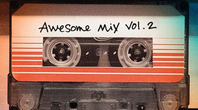 Descubre el increíble soundtrack que hace cool a Guardianes de la Galaxia 2