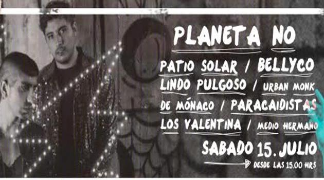 Planeta No, Bellyco, Los Valentina y más en Sam Fest