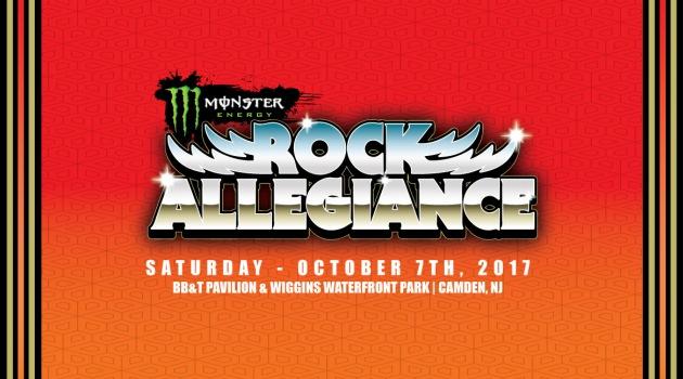 Festival Rock Allegiance 2017 USA revisa su Line Up