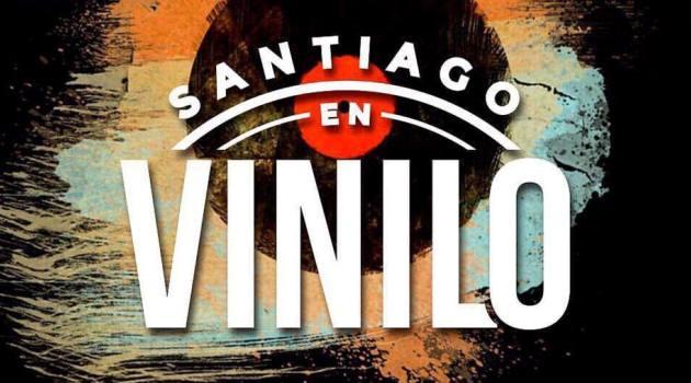 Feria Santiago en Vinilo este sábado 16 de septiembre