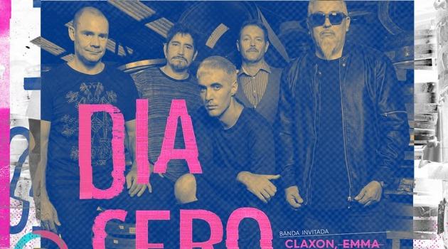 Se reagenda concierto de Día Cero en discotheque Blondie