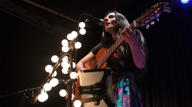 Entrevista a Jazmín Gómez: «Mi música es intensa»