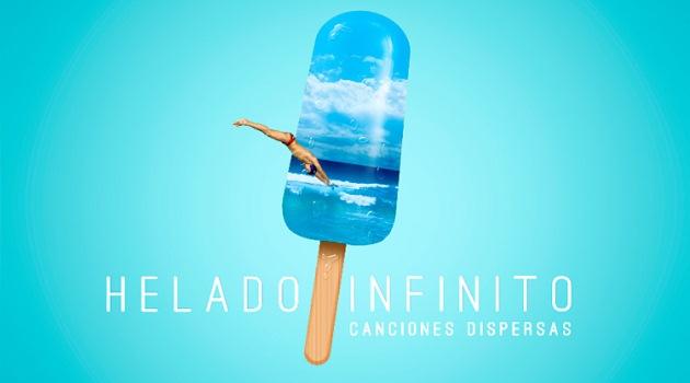 Escucha Canciones Dispersa disco debut de la banda Helado Infinito