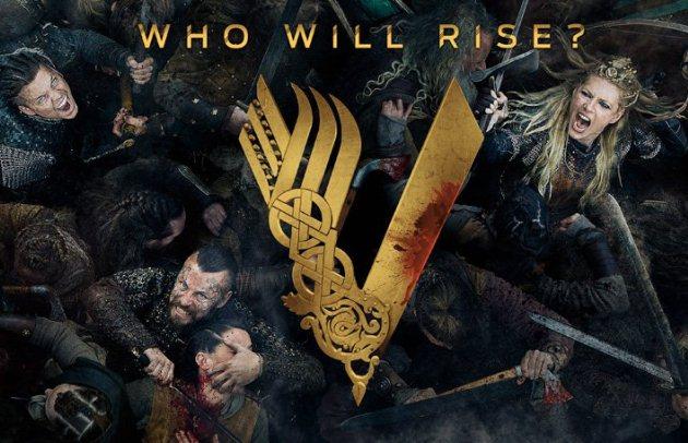 Mira el nuevo Trailer de la 2da parte de la 5 temporada de la serie Vikings