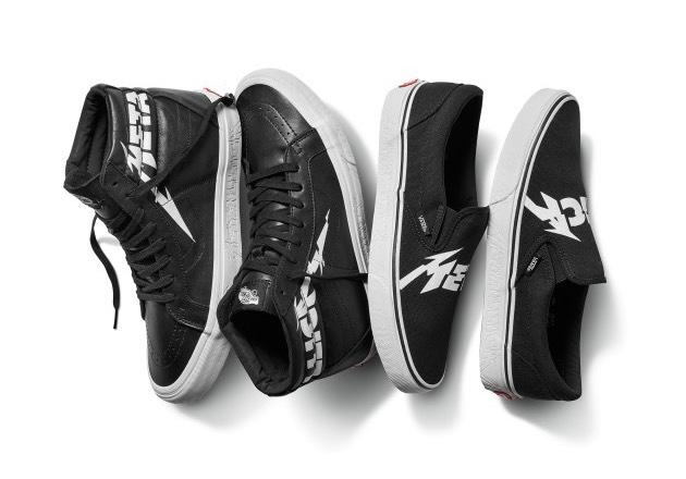 Zapatillas Vans y Metallica juntos nuevamente