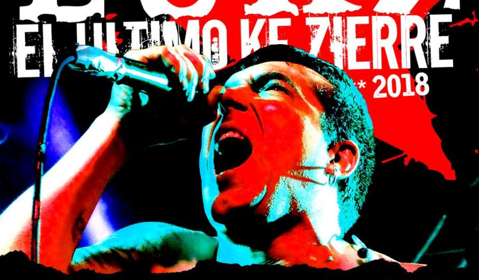 Banda El Último ke Zierre vuelve a presentarse en nuestro país en junio