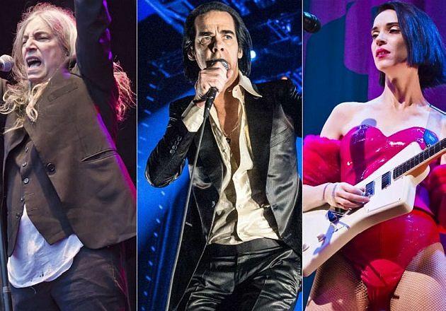 Nick Cave dará show al aire libre en UK junto a grandes mujeres de la música