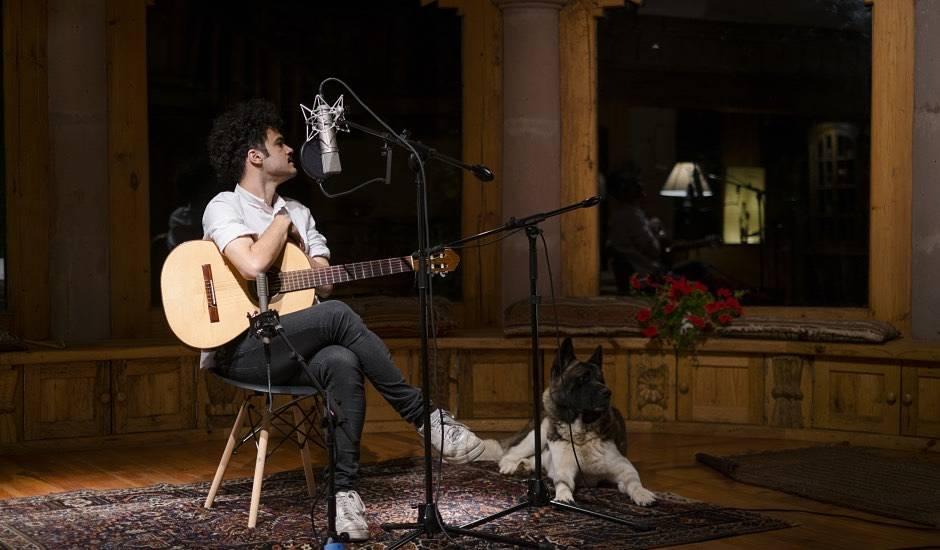 """Entrevista a Alex Ferreira: """"La música es una aventura que no acaba"""""""