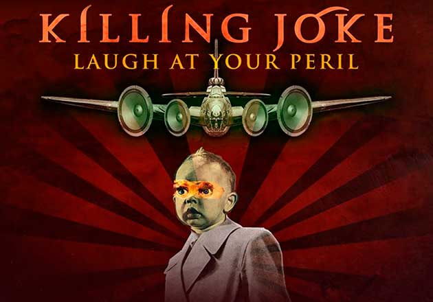Killing Joke debutará en Chile el 27 de septiembre en Club Blondie