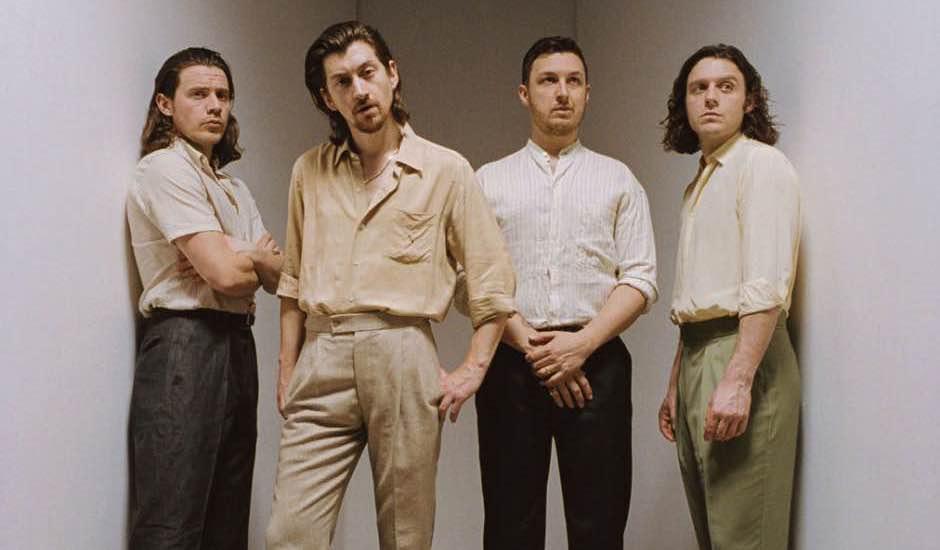 Descubre lo nuevo de Arctic Monkeys: Tranquility Base Hotel & Casino
