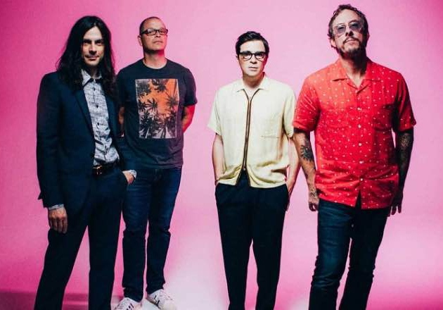 Mira el video de Weezer para Grapes Of Wrath