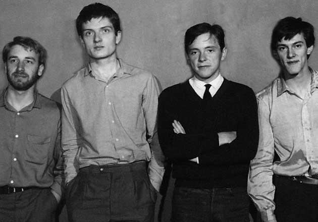 Nuevo libro sobre Joy Division con entrevistas inéditas saldrá a la venta