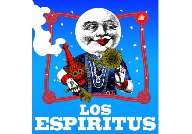 Banda argentina Los Espíritus se presentan en Chile este 14 de diciembre