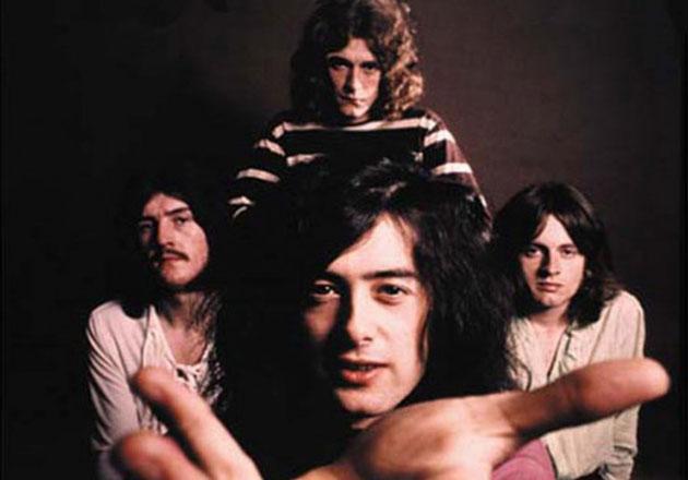 Descubre la colección de Vans tributo a los 50 años de Led Zeppelin