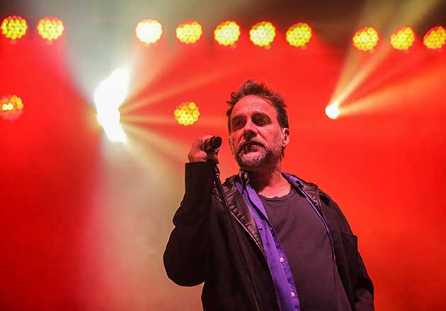 Vicentico: Un inicio íntimo a Lollapalooza 2019