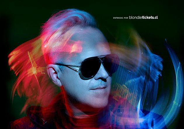 Músico Howard Jones agenda show en Blondie