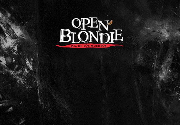 Fiesta Open Blondie suspende su edición 2019