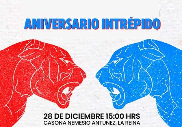 Protistas, Diego Lorenzini, Prehistóricos y más en Aniversario Disco Intrépido!
