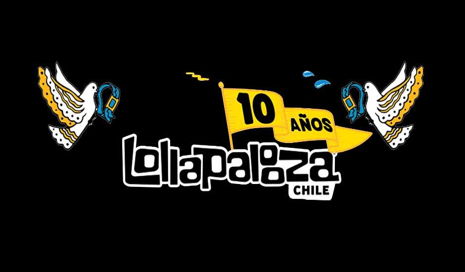 Conoce los artistas por día de Lollapalooza Chile 2020