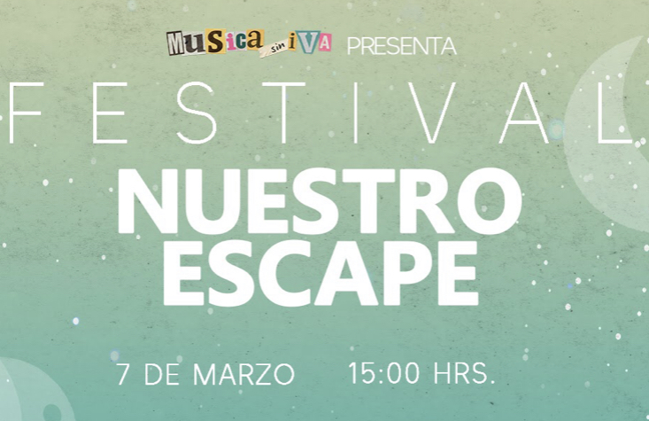 Medio Hermano, LATSS y más en Festival Nuestro Escape 2020